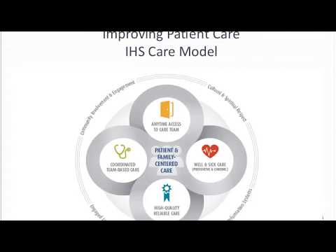 Overview of IHS' Efforts Towards Integration By Ms. Carman