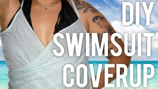 How to Make Swimsuit Cover Up : DIY
