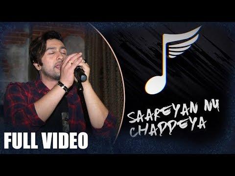 Full Video | Launch Of Adhyayan Suman's Singing Debut Single | Saareyan Nu Chaddeya | Uncut