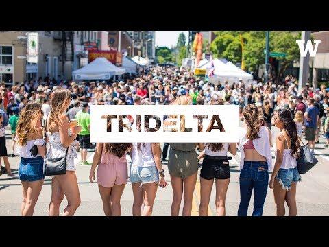Tri Delta | Recruitment 2017 | University of Washington