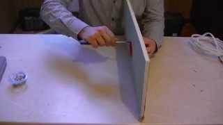 видео Установка электрических розеток и выключателей