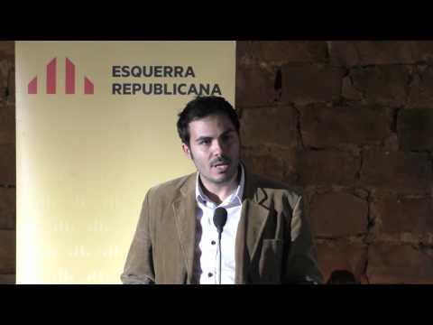 ERC. 75è aniversari de l'afusellament del president Lluís Companys