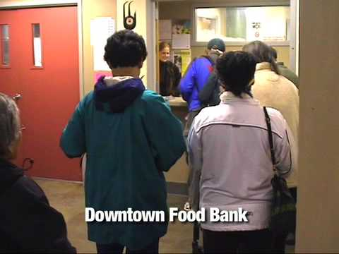 The Downtown Food Bank