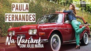 Na Variant com Julio Maria/ Paula Fernandes