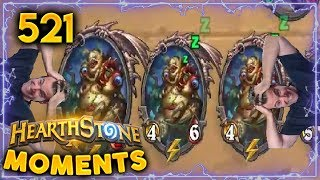 Oh Baby A Triple!! | Hearthstone Daily Moments Ep. 521