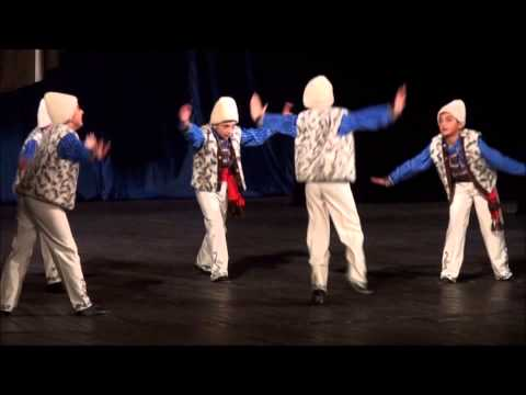 "Հայկական պար Dance group ""ARIN - BERT"", (Dance Studio of BERT dance ensemble ) Armenia - Katak Par"