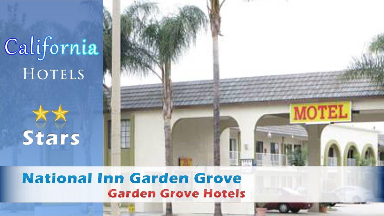 National Inn Garden Grove, Garden Grove Hotels   California Home Design Ideas