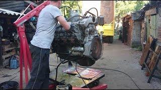 Как Я люблю мотор Камаз!