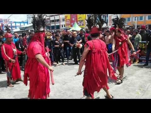 BRIGADE MANGUNI INDONESIA BASERBU Apel Nusantara Bersatu Sulut.