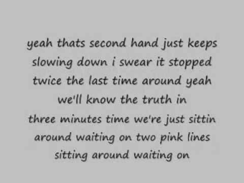 Two Pink Lines - Eric Church (+Lyrics)