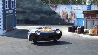 Car stunt show 2013 7/7 - КРУТО! Трюки на мотоциклах!