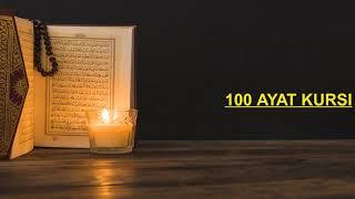 100 AYAT KURSI