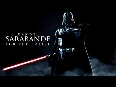 Handel  Sarabande  Orchestral Version