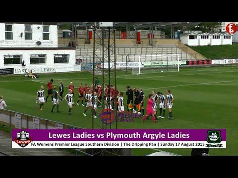 Lewes Ladies 4-1 Plymouth Argyle Ladies | FA Women's Premier League Southern Division