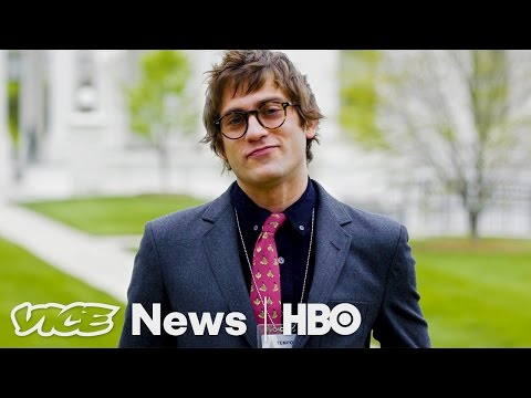 Lucian Wintrich & Greek Shipping Industry: VICE News Tonight