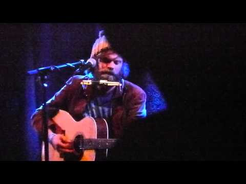 Neil Halstead - Who do you love - Live in Rome, Italy, April 3 2014 (vid 2 of 5)