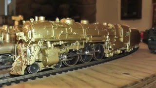 New HO Brass Westside Mizuno New York Central 4-6-4 J-1e Hudson Mint Japan NYC