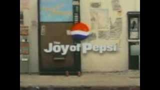 Запрещенная реклама Pepsi