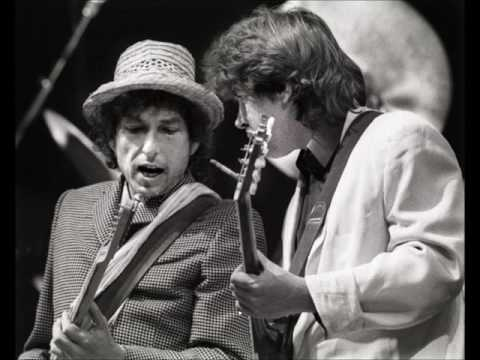 Bob Dylan - I Shall Be Released (Live with Mick Taylor 1984)