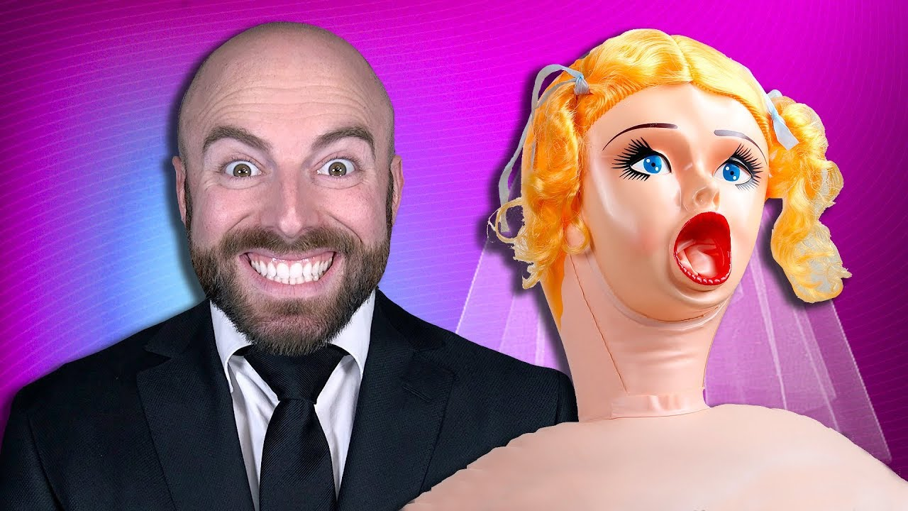 10 People Who Married Non-Human Things!