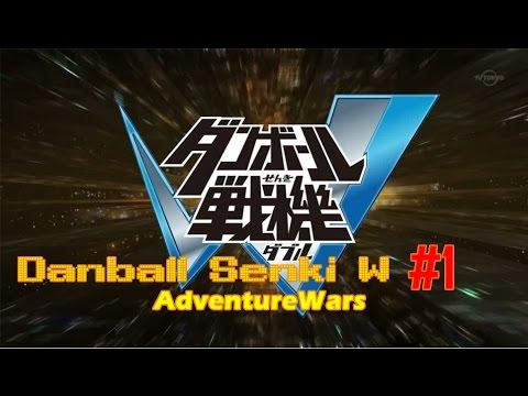 [BFX TV]Danball Senki W AW#1 การต่อสู้ของ LBX