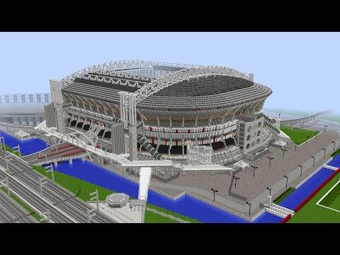 Minecraft - Amsterdam Arena - Ajax Amsterdam 1:1