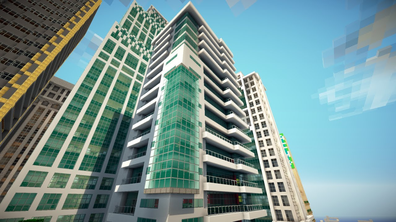 How To Build A Luxury Condo In Minecraft In Depth