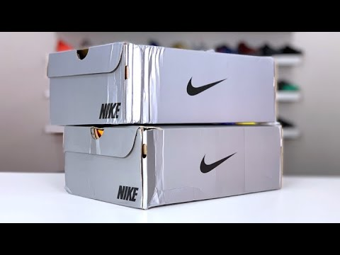 37a908f401c86 NIKE ONLY MADE 2019 PAIRS AND I GOT TWO! - YouTube