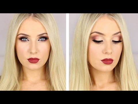 Sultry Amp Sophisticated Evening Makeup Tutorial Youtube