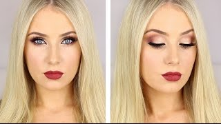 Sultry & Sophisticated Evening Makeup Tutorial thumbnail