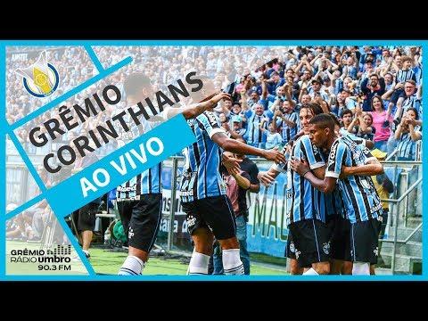 [AO VIVO] Grêmio x Corinthians (Brasileirão 2018) l GrêmioTV
