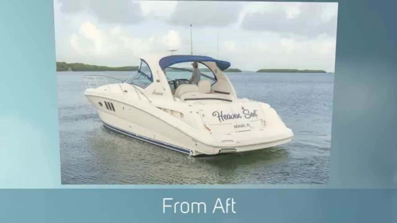 2008 Sea Ray 38 Sundancer For Sale at MarineMax Ocean Reef