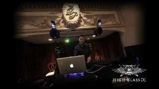 HIGH CLASS DJ (Lighting Setup/Mixing/DJ Hayk) @ Dream Palace