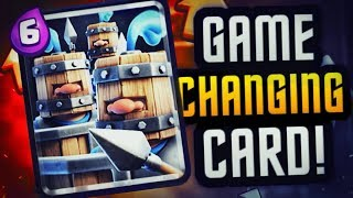 "New Card: Will ""Royal Recruits"" Be Game-Changing!?! (No Gameplay)"
