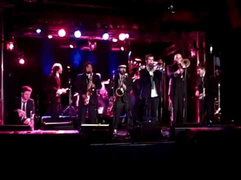 Low Down Brass Band - Death Blow
