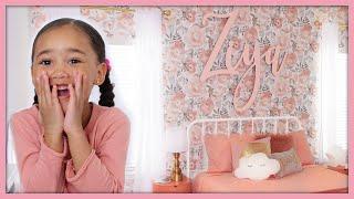 Ziya's Bedroom Makeover! (Again) | Home Decor Update Ep. 2