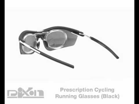 60e8a8409a6 Prescription Sports Eyewear USA - Dixon Prescription Cycling and Running  Glasses - Product Video