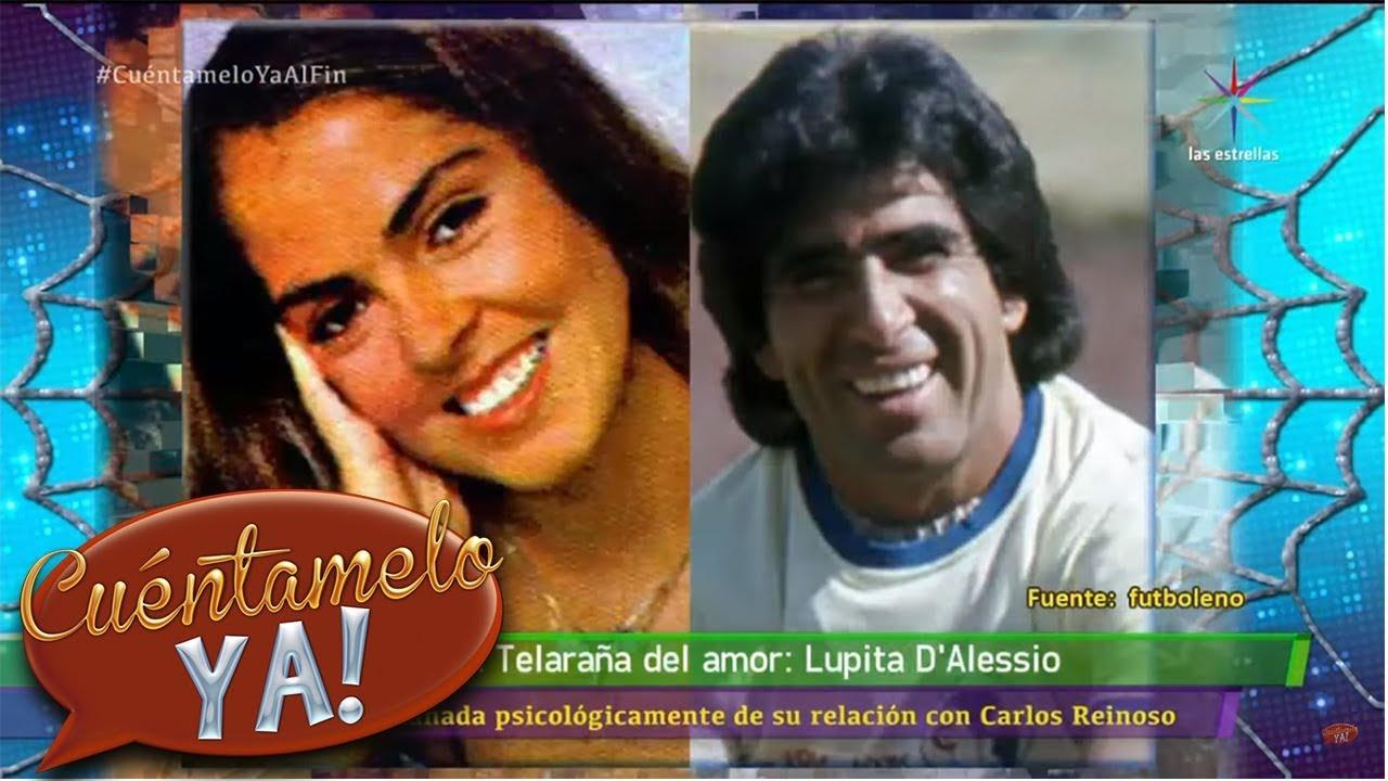 Telaraña del amor de Lupita D'Alessio | Cuéntamelo YA!... Al fin #1