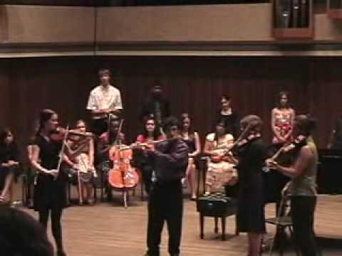 Austin Chamber Music 2009-Classical Improv