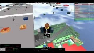Jogando roblox - Fim do mundo