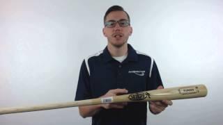 Louisville Slugger S345 Natural Fungo Bat Baseball Bat: WBFN345-NA