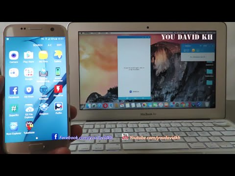How To Sidesync Show Android On PC - បញ្ជា Android នៅលើ PC