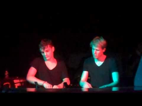 Martin Garrix & Jay Hardway Wizard Live HQ Atlantic City - 2/9/14 (HD)