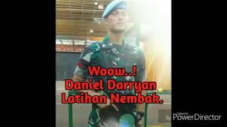 Yuk.. Intip Daniel Darryan Latihan Menembak