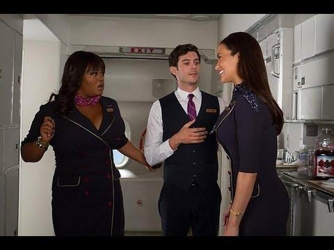 Baggage Claim Starring Paula Patton & Djimon Hounsou Movie