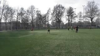 16 feb 2019 Brederodes 2 - VV De Meern 2 com 1-6 Buitenspel?