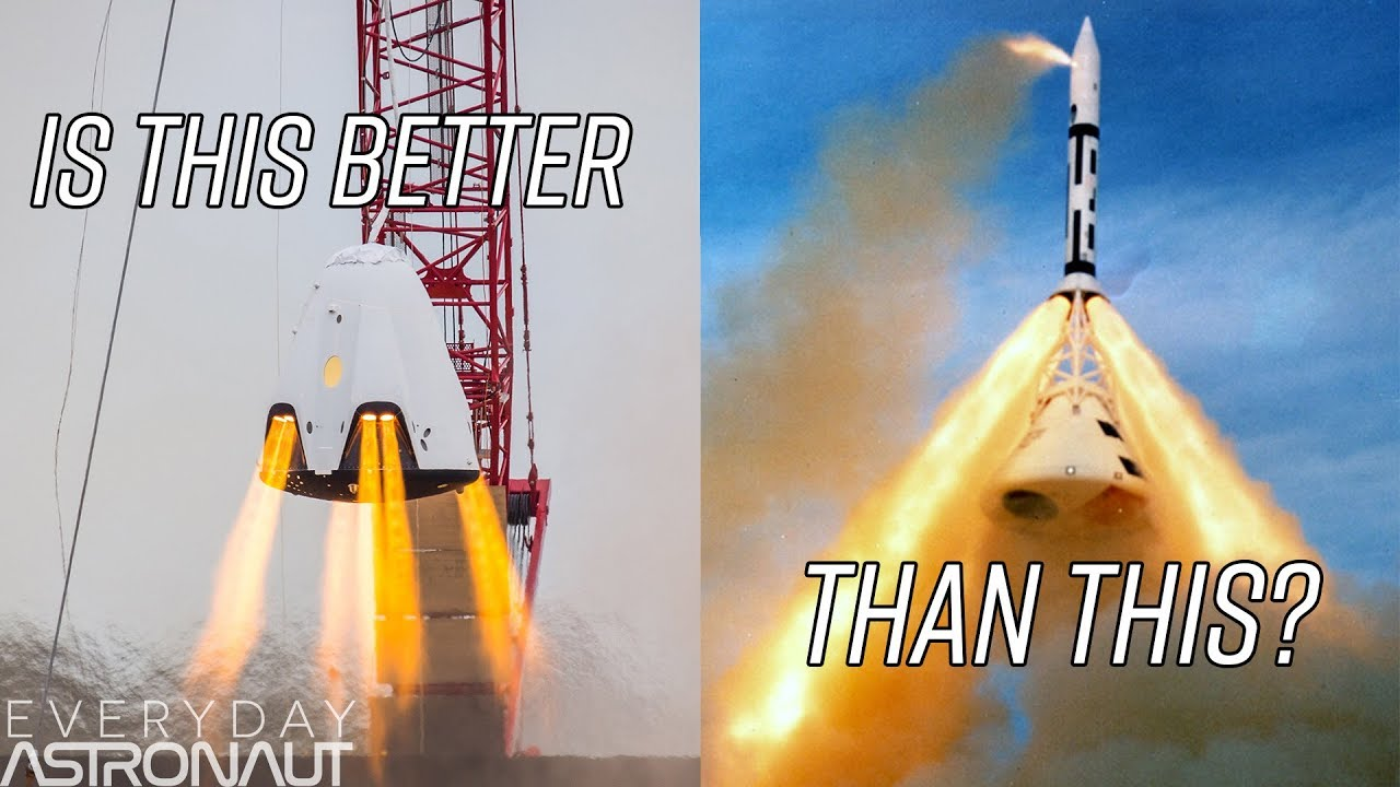 Why have SpaceX, Boeing & Blue Origin ditched abort towers