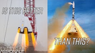 Why have SpaceX, Boeing & Blue Origin ditched abort towers?