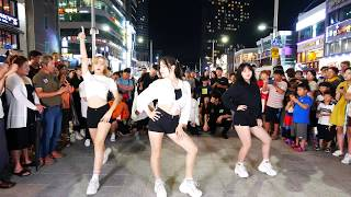 2018/08/16ep194 부산 해운대 마 이게 버스킹 Af Show다! (춤추는곰돌:af Starz)