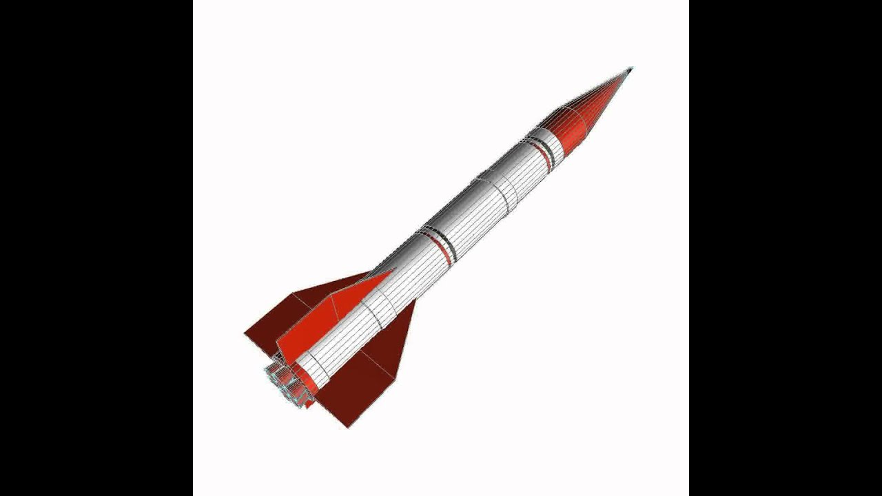how to make working model of rocket